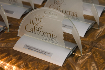 Best of California Awards