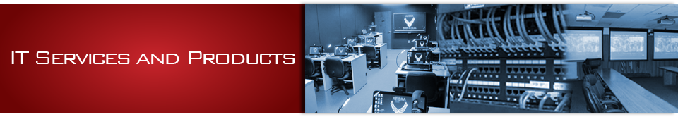 IT Services and Products Banner